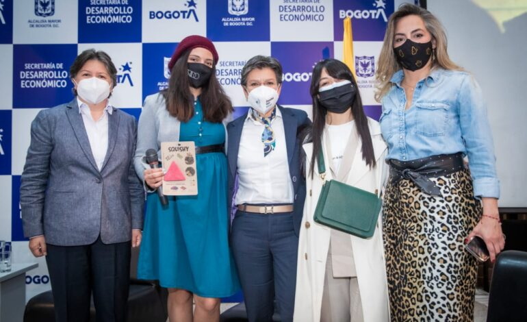 Distrito y Naciones Unidas se unen para beneficiar a más de 1.000 emprendedoras de Bogotá
