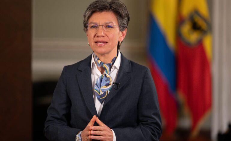 Alcaldesa propone a Gobierno Nacional y Policía elevar a prioridad de Seguridad Nacional la Seguridad Ciudadana