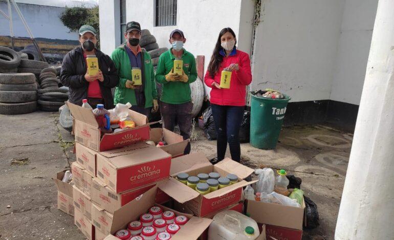 ReciCAR dobló la meta de recolección de residuos posconsumo: recibió 56 toneladas