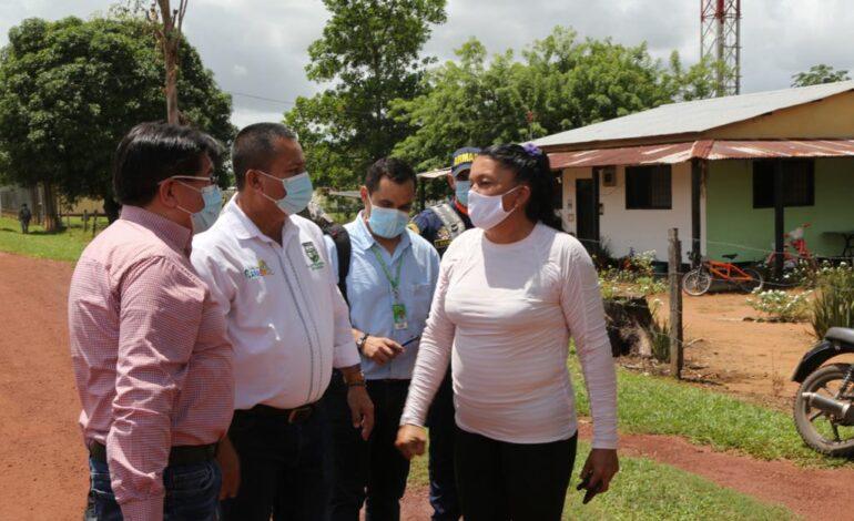 Minsalud reconoció avances de Vichada, pese a dificultades territoriales