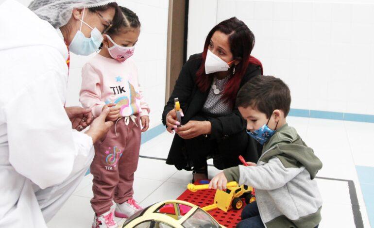 Más jardines infantiles de la Secretaría de Integración Social regresan a la presencialidad