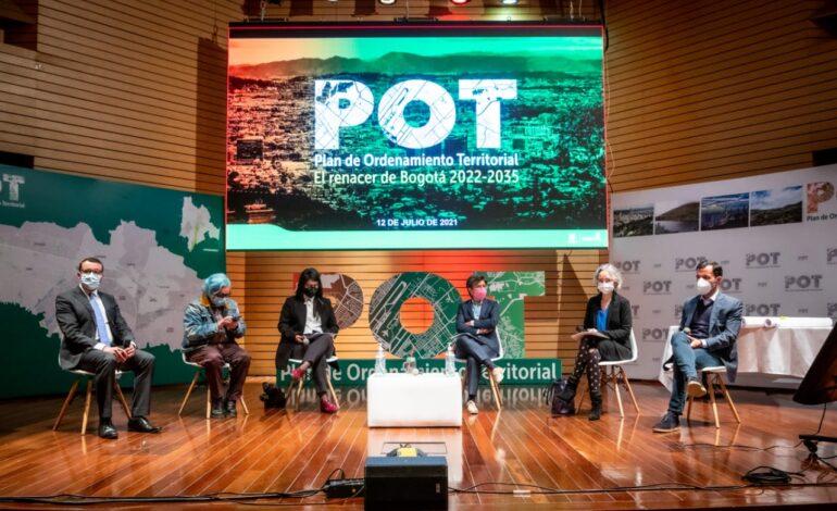 Alcaldesa Mayor y Secretaría de Planeación entregan propuesta del POT al Consejo Territorial de Planeación Distrital