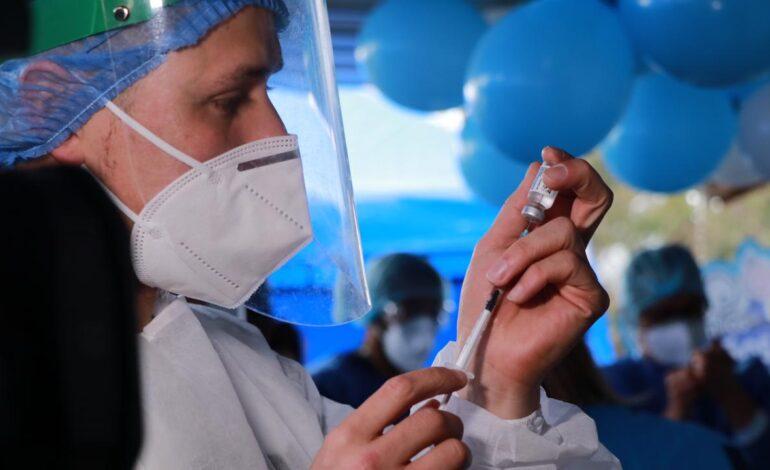 En 15 puntos de vacunación se pondrán primeras dosis del  biológico marca Moderna
