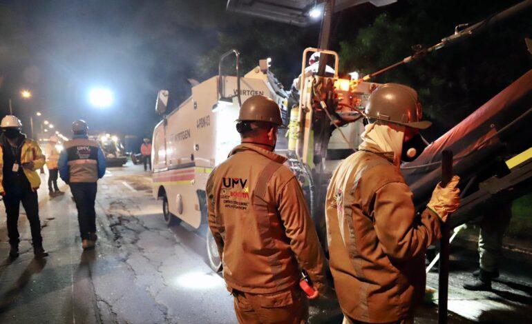 El IDU y la UMV, unidos en el mantenimiento de la Autonorte entre calles 195 y 240