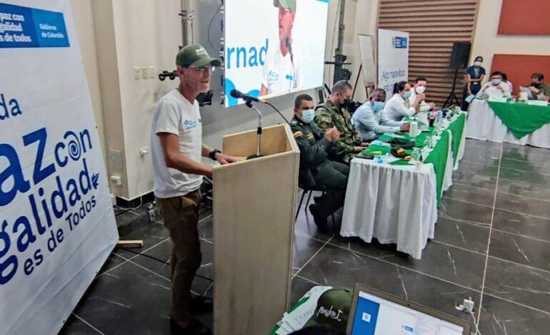 """La Gobernación del Cauca firmó """"Plan Integral para Paz con Legalidad – Avanzando hacia la Paz"""""""