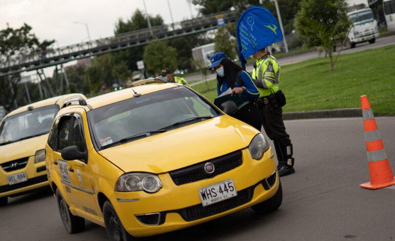 88 % de los taxis cumplieron con documentación y buen estado del vehículo