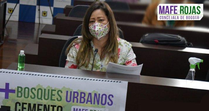 Bogotá necesita más Bosques Urbanos y menos cemento