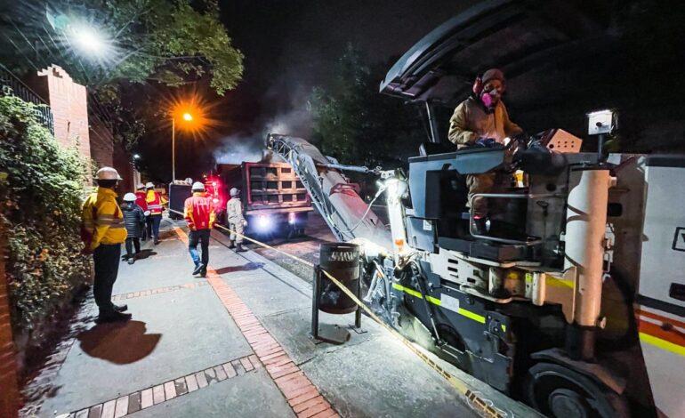 En 17 días reparados cerca de 8.000 huecos en Autonorte, Carrera 7ª y calle 134 en Bogotá: IDU – UMV