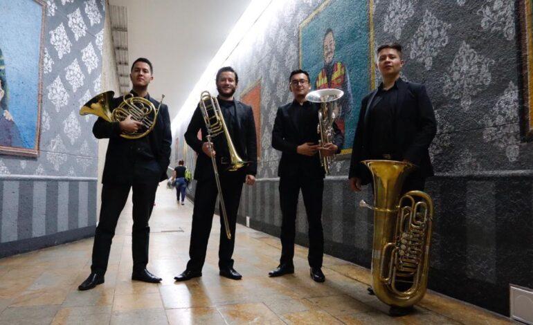Orquesta Filarmónica de Bogotá acompañó a usuarios de TransMilenio