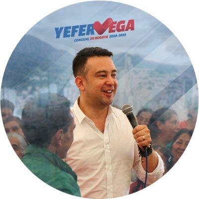 Aunque se tramitó con mentiras, Rescate Social era necesario para Bogotá: Yefer Vega.