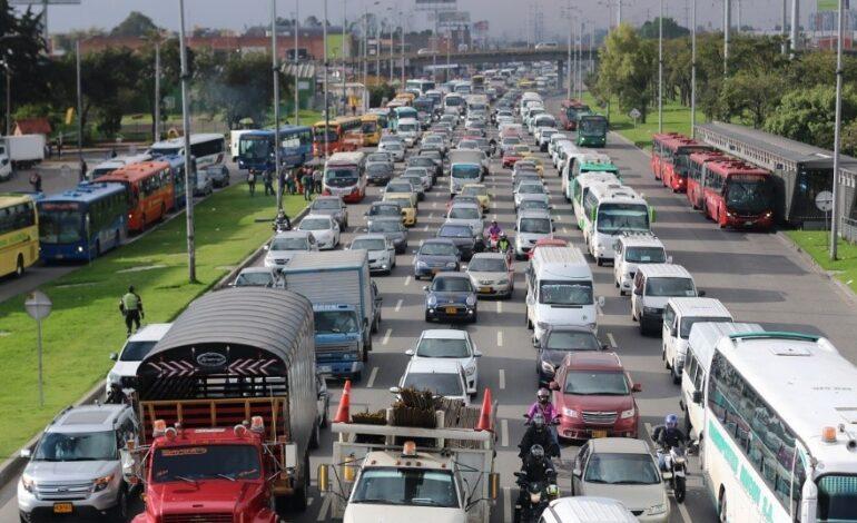 Vuelve carril preferencial para rutas escolares en norte de Bogotá
