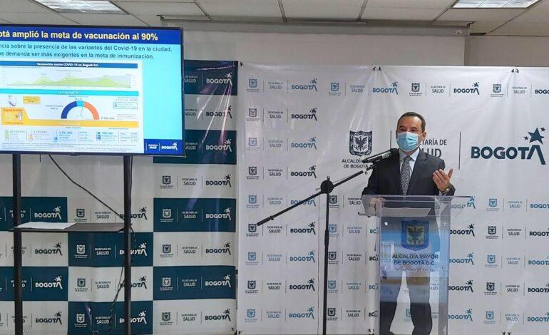 Bogotá, primera ciudad del país que habilita certificado digital de vacunación contra Covid-19