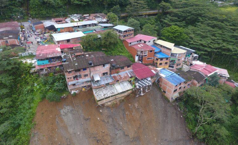 Oportuna evacuación de Guayabetal evitó lesionados en emergencia invernal