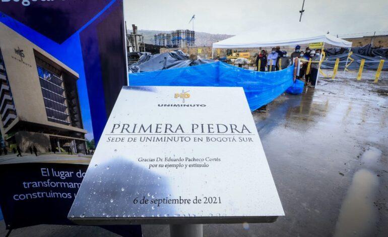 ¡Ciudad Bolívar tendrá sede de UNIMINUTO para recibir 32 mil estudiantes al año!