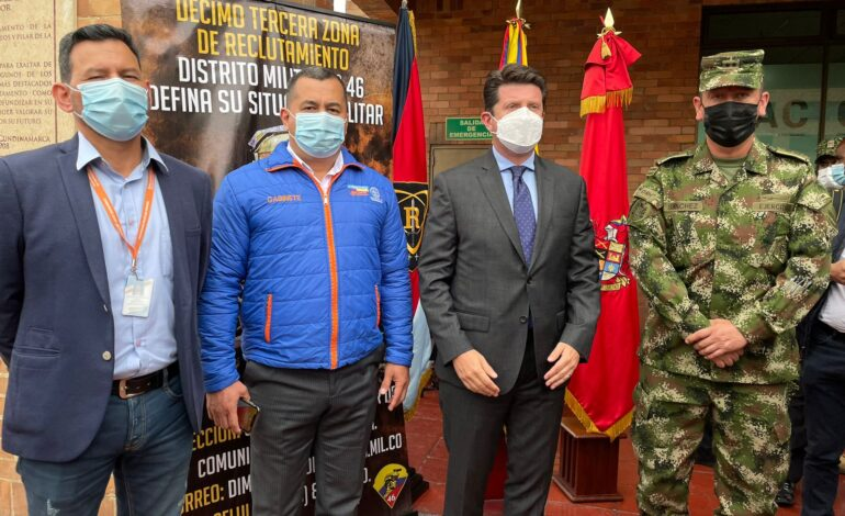 Cundinamarca tendrá 4000 uniformados adicionales