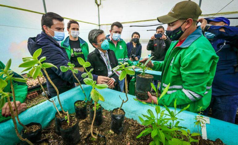 Bogotá reverdece con el 5×1:  Carolina Urrutia