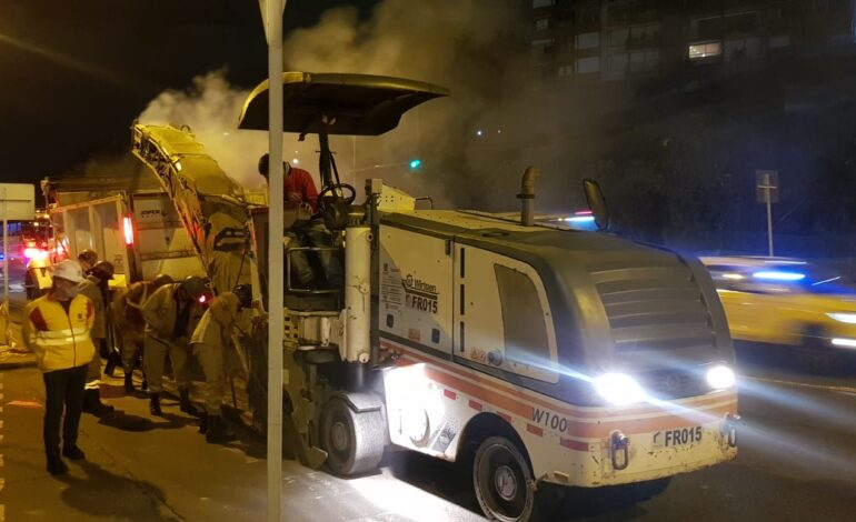 Empezó convenio entre IDU y UMV para mantenimiento vial en 36 corredores de Bogotá