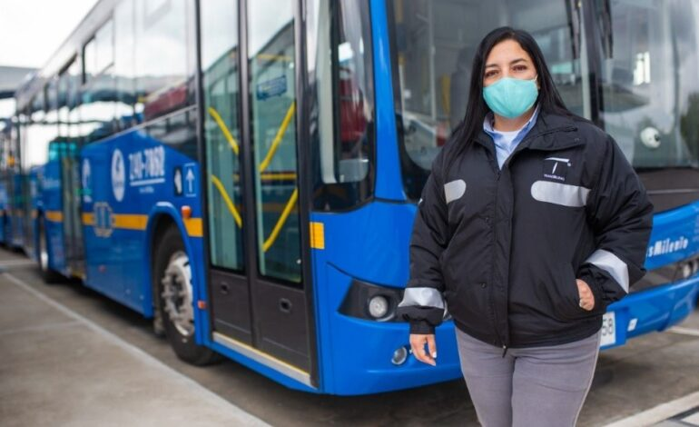 Cerró convocatoria para mujeres conducir SITP