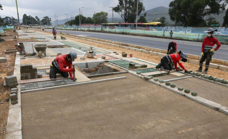 Extensión de Troncal Caracas mejorará movilidad del sur de Bogotá